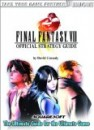 Final Fantasy 8 guide officiel anglais
