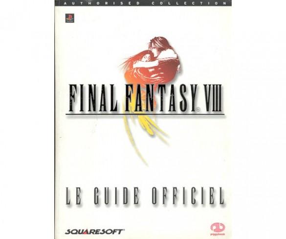 Guide officiel final fantasy 8