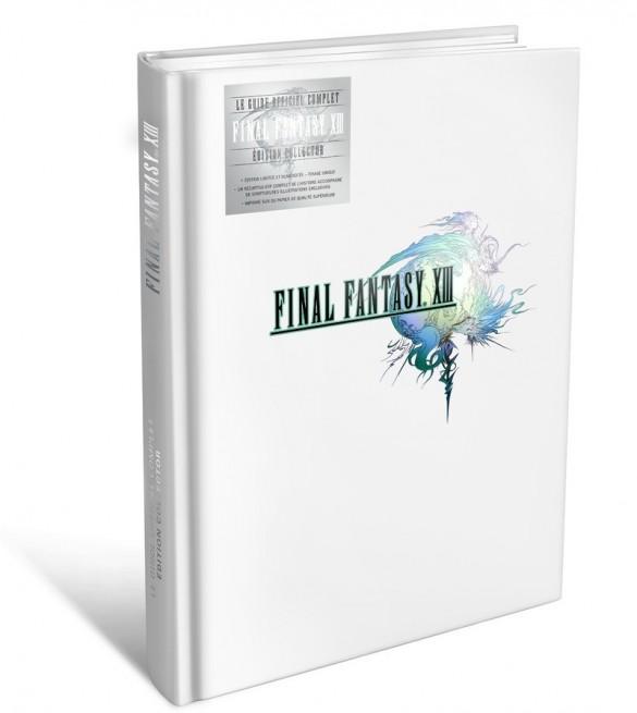 Final Fantasy 13 – Version collector