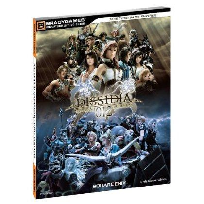 Final Fantasy Dissidia 012 Duodecim