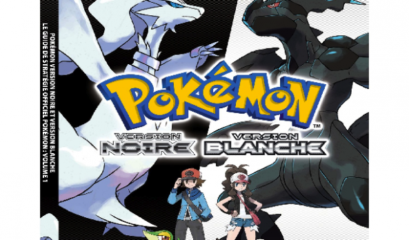 Pokemon version Noire et Blanche – Volume 1