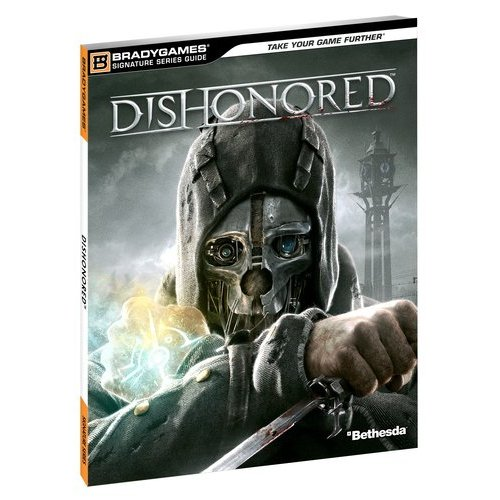 guide officiel dishonored cover