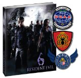 Resident Evil 6 guide officiel collector bradygames limité