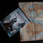guide officiel et poster assassins creed 3