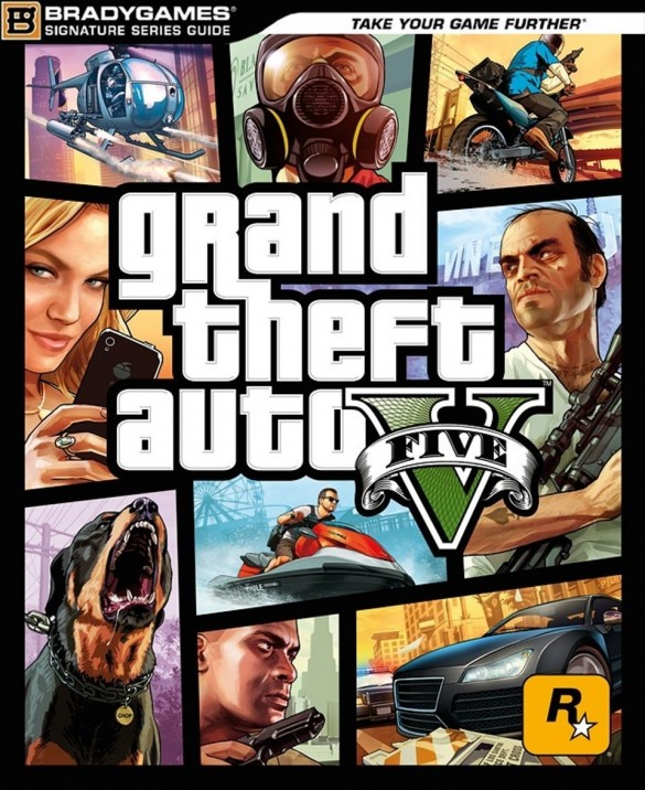 Grand Theft Auto 5 guide officiel