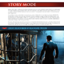 Extrait guide officiel Batman Arkham Origins