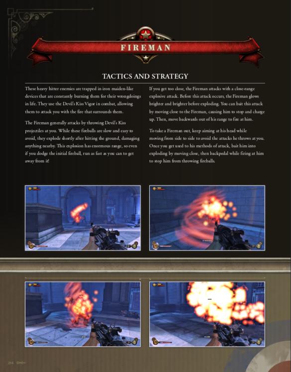 Bioshock Infinite capture guide officiel