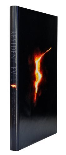 Résident Evil 5 collector cover