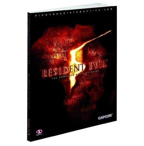 Résident Evil 5 cover