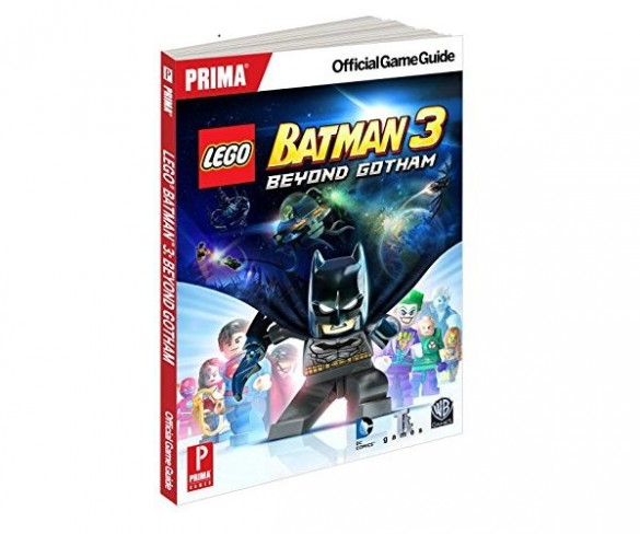 batman 3 lego beyond gotham guide officiel