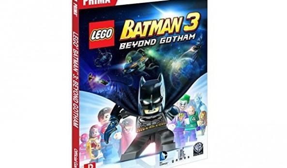 Batman 3 Lego : Au-delà de Gotham