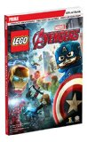 guide officiel LEGO marvels avengers