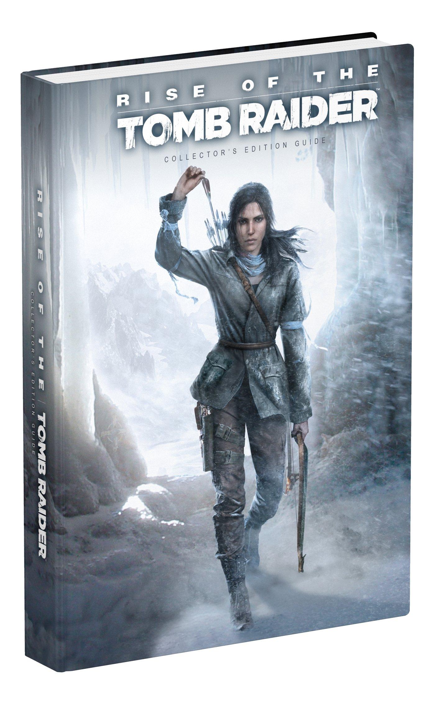 Rise of the Tomb Raider - Guides Officiels de Jeux Video