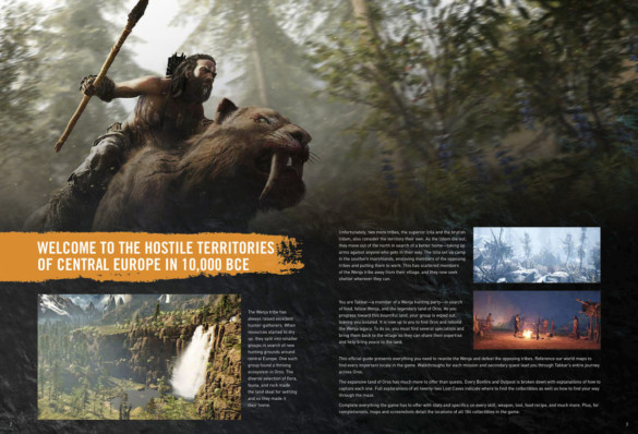 far cry primal guide officiel collector
