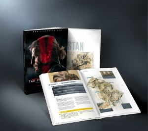 guide officiel mgsv the phantom pain