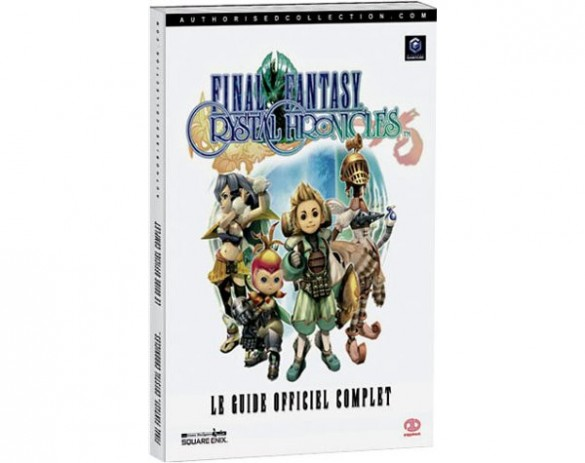 final fantasy crystal chronicles guide officiel piggyback