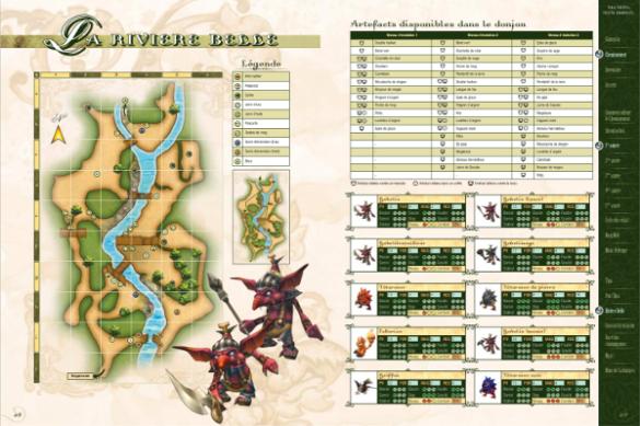 guide officiel de final fantasy CC