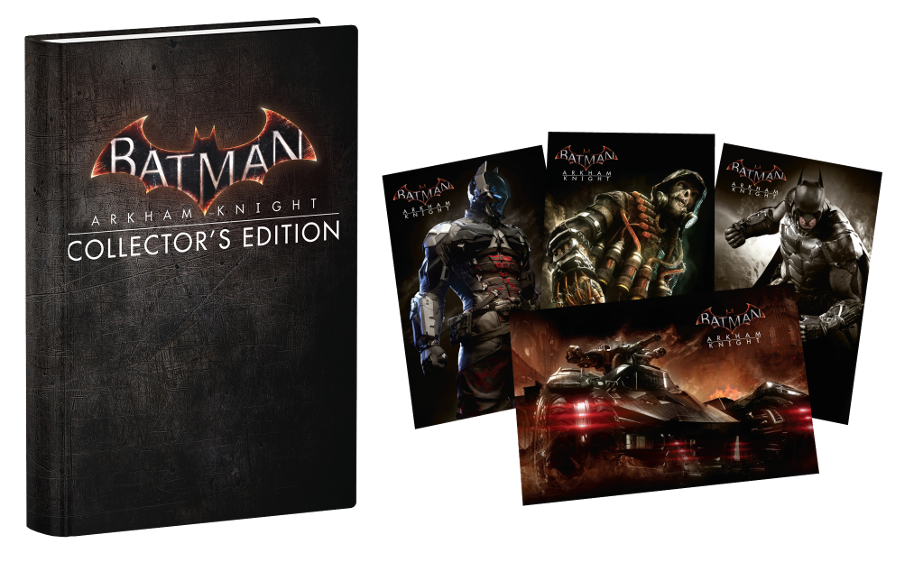 Arkham Knight CE with Lithos