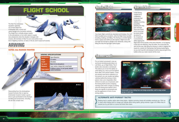 extrait guide star fox zero