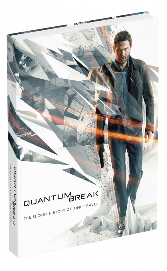guide officiel quantum break