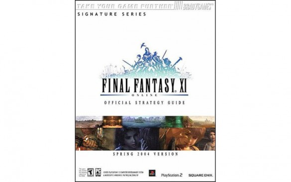 final fantasy 11 guide officiel