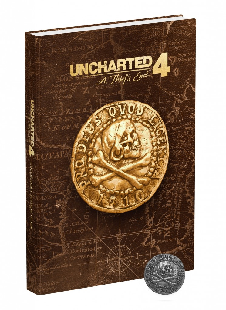 guide collector uncharted 4 a thief end