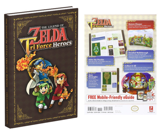 guide zelda tfh officiel