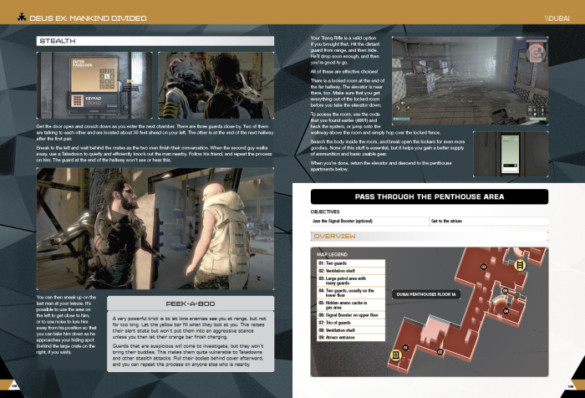 deus ex mankind divided extrait guide
