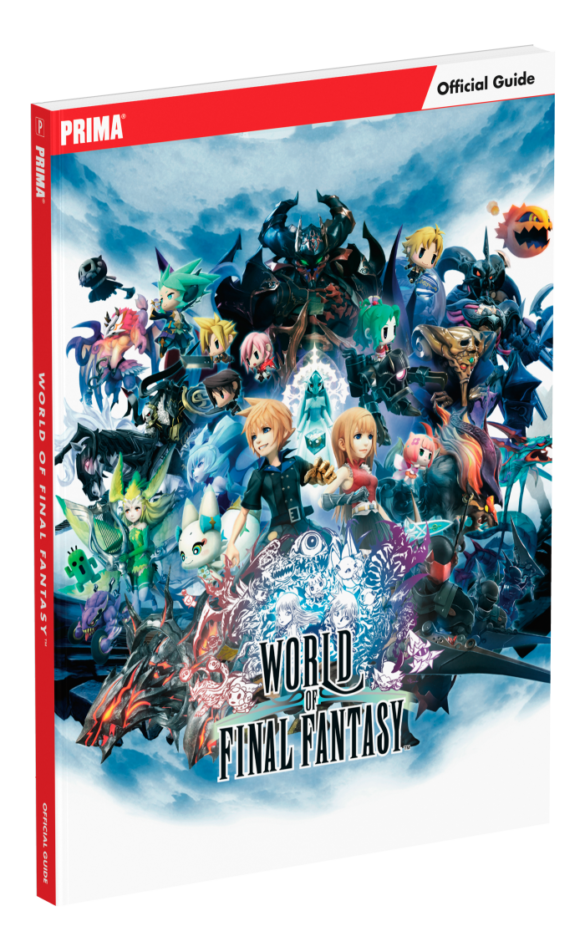 guide officiel world of final fantasy