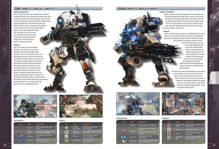 extrait titanfall 2 guide officiel