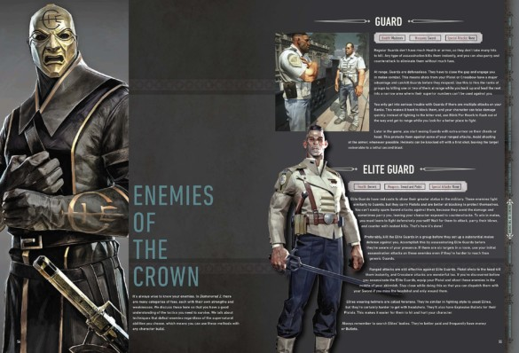 extrait guide officiel dishonored 2