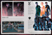extrait guide officiel halo wars 2