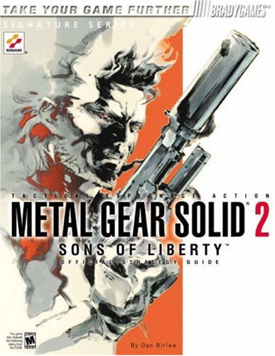 Metal Gear Solid 2 Sons of Liberty