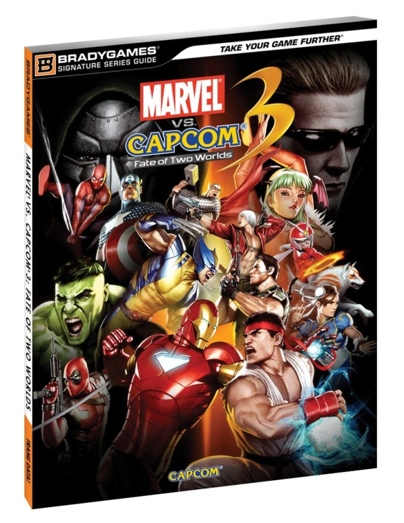 MARVEL vs. CAPCOM 3 – Fate of Two Worlds