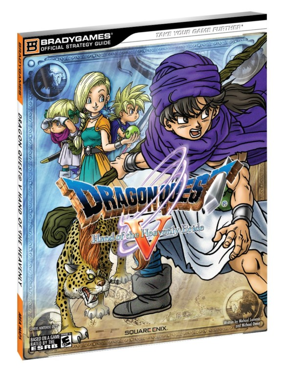 Dragon Quest V – Hand of the Heavenly Bride